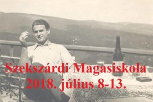 magasiskola 2018